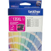 BROTHER LC135XLM INKJET CART Magenta 1200pg High Yield
