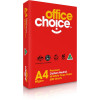 OFFICE CHOICE COPY PAPER Premium A4 80gsm Ream of 500