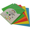 RAINBOW 80GSM OFFICE PAPER A3 5 Brights Assorted Pack of 100