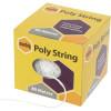 Marbig String & Twine Poly String 80 Metres White