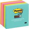 POST-IT MIAMI 654-5SSMIA Super Sticky Notes-76mmx76mm Pack of 5, 90 Sheets/Pack