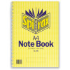 SPIRAX 595 NOTEBOOK A4 120 Page 297x210mm S/O