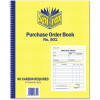 SPIRAX 501 PURCHASE ORDER BOOK Quarto