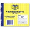 SPIRAX 504 CASH RECEIPT BOOK Quarto