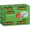 SCOTCH 810-8 MAGIC TAPE Multipack 19mmx25m Pack of 8