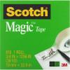 Scotch 810 Magic Tape 19mmx32.9m