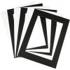 ZART MOUNTS DOUBLE-SIDED A4 Pack of 10