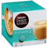 NESCAFE DOLCE GUSTO CAPSULE Flat White Pack of 16