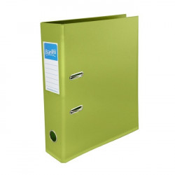 BANTEX LEVER ARCH PVC A4 Binder Olive Green