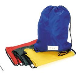 EC Gym Bag 330x440mm Blue