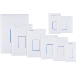 Jiffylite Size 2 Mailing Bag 215x280mm Self sealer Pack Of 100