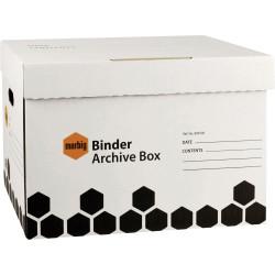 Marbig Archive Box Binder L480mm x H345mm X W330mm
