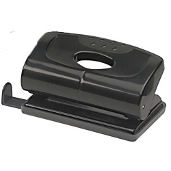 MARBIG 2 HOLE PUNCH Plastic 12 Sheet Capacity