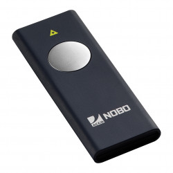 NOBO P1 LASER POINTER Silver/Black