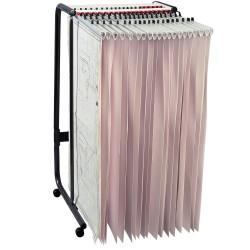Planhorse Mobile 2000 Trolley A0/B1, 2000 Sheet Capacity
