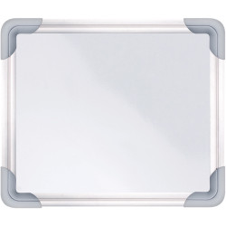 ZART WHITEBOARD MAGNETIC Double Sided White